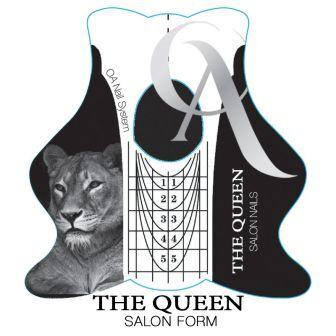 "Chablon ""The Queen"" - Salon form"