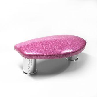Master Armrest – Pink Glitter
