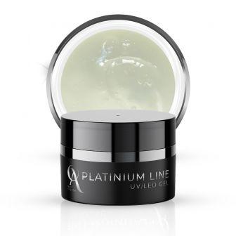 Gel Platinium Fibr' In Clear