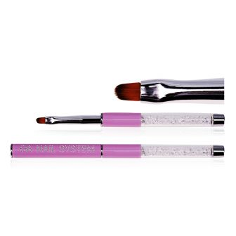 Pinceau Pink'Shine – Oval Brush