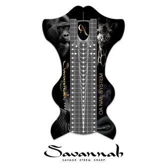 """CHABLONS """"SAVANNAH"""" - Savage Xtrem Sharp"""