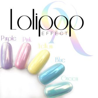 O'rora Lolipop - PINK