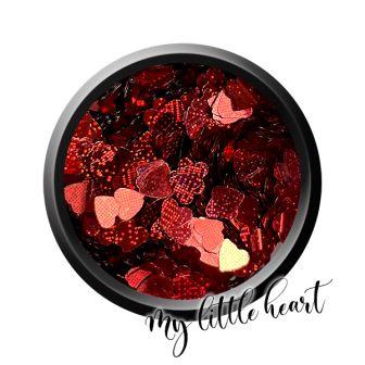 My Little Heart - RED