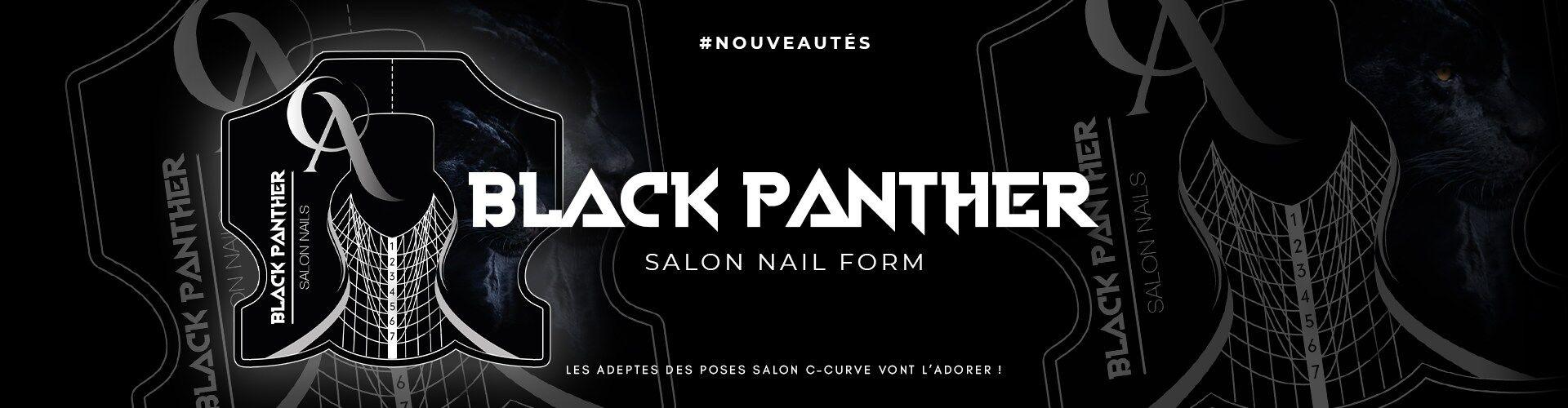 SLIDE A - BLACK PANTHER