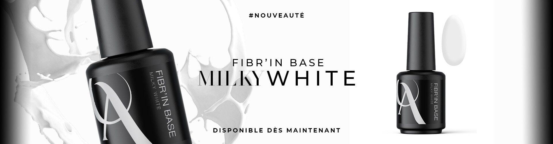 SLIDE 5 - fibrin milky white