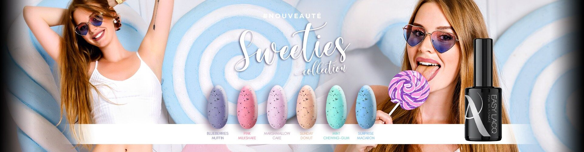 SLIDE 4 - Sweeties Collection