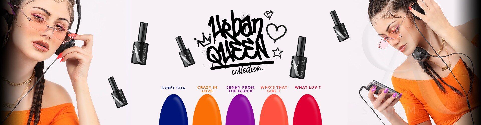 SLIDE 3 - Urban Queen