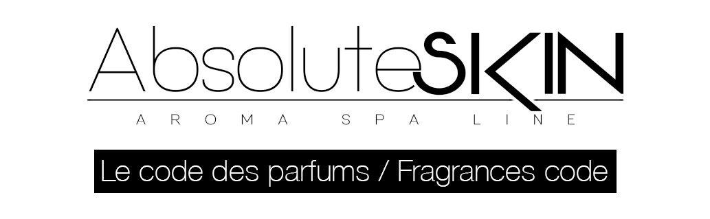 Le code des parfums / Fragrances Code